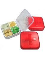Контейнер для таблеток квадратный