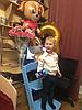 Детский растущий (регулируемый) стул. Ортопедический стул. , фото 2