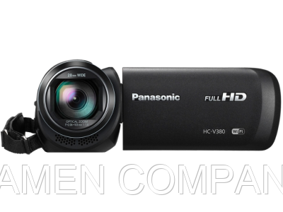 Видеокамера Panasonic HC-V380 Black, фото 1