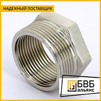 "Футорка переходная 3/4""х1/2"" НР-ВР AISI 304"