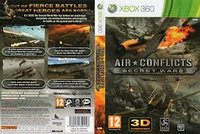 Air Conflict - Secret Wars (Flight Simulator)
