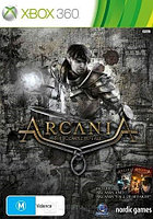 Arcania The Compete Tales (RPG)