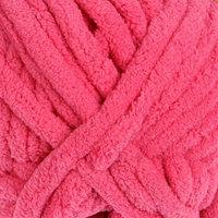Пряжа 'Adelia Dolly' 100 полиэстер 40м/100гр (25 яр.розовый) (комплект из 2 шт.)