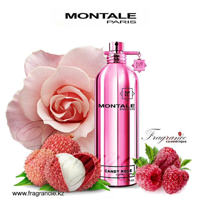 Парфюм Montale Candy Rose 100ml (Оригинал - Франция)