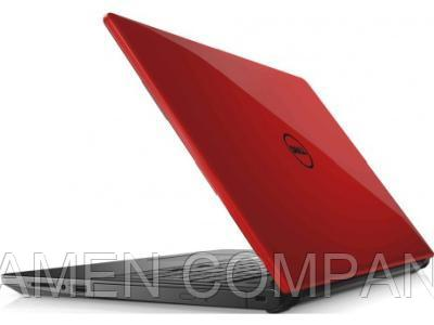 Ноутбук DELL Inspiron 3567 3567-7698 Red-Black