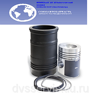 Гильза, поршень, уплотнительные кольца для двигателя ЯМЗ 7511-1004008-10