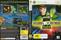 Ben 10 - Alien Force Vilgax Attacks (Action)