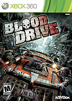 Blood Drive (Race Arcade)