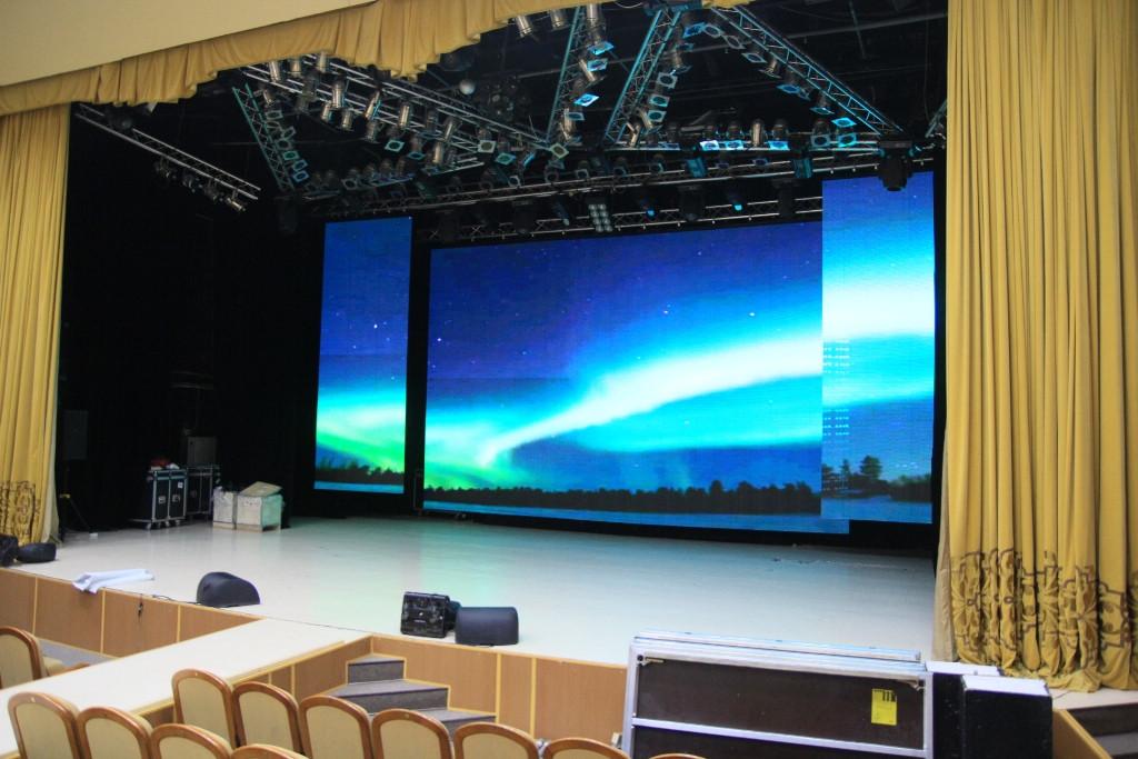 LED экранSMD р5 INDOOR, размер 4,8м*2,88м-13.83кв.м АРЕНДНЫЙ (960мм*960мм)