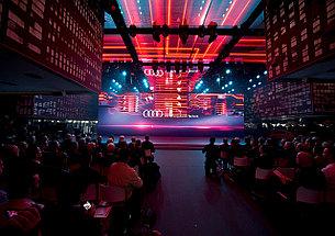 LED экранSMD р5 INDOOR, размер 4,8м*2,88м-13.83кв.м АРЕНДНЫЙ (960мм*960мм), фото 2
