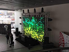 LED экранSMD р5 INDOOR, размер 4,8м*2,88м-13.83кв.м АРЕНДНЫЙ (960мм*960мм), фото 3
