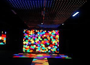 LED экран Р-4 INDOOR, размер 5,12м*3,072м-15.73 кв.м (512мм*512мм) АРЕНДНЫЙ, фото 2