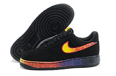Кроссовки Nike Air Force One черный астероид, фото 3