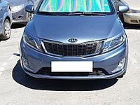Реснички на фары Kia Rio, фото 1