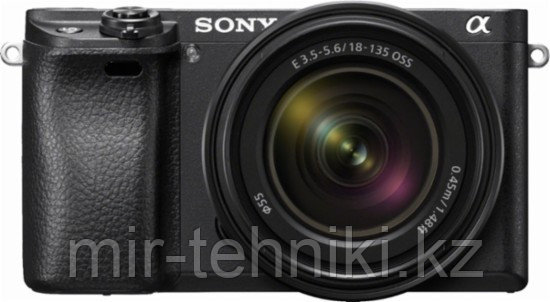 Sony Alpha A6500 kit Sony E 18-135mm f/3.5-5.6 OSS меню на русском языке