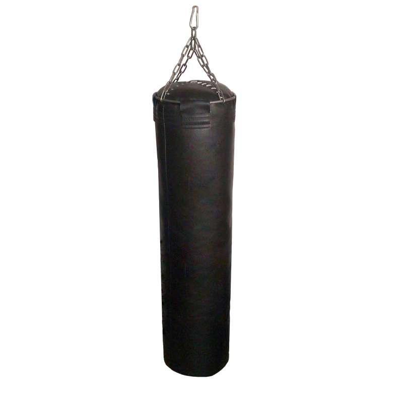 Боксерский мешок из натуральной кожи 150см