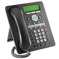 AVAYA 1608-I BLK (700508260/700458532), IP-телефон, НОВЫЙ, фото 1