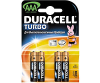 Батарейка Duracell Turbo AAAx4
