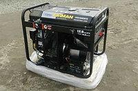 Генератор бензиновый FPG15000STE с двигателем SUBARU Алматы