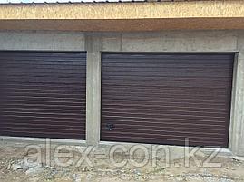 Секционные ворота в гараж, фото 3
