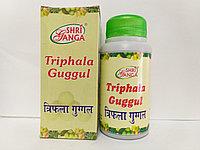 Трифала Гуггул Шри Ганга  (Triphala Guggul Shri Ganga), очищающий и омолаживающий эффект