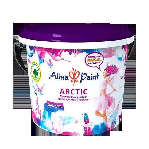 Краска акриловая Alina Paint Arctic