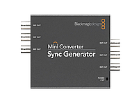 Blackmagic Design Mini Converter - Sync Generator, фото 1