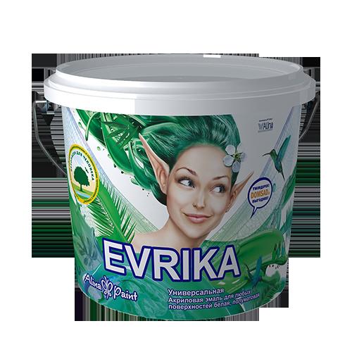 Эмаль акриловая Alina Paint Evrika