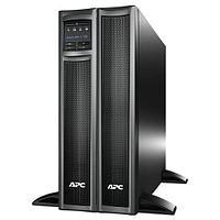 Источник бесперебойного питания APC Smart-UPS X 750VA Rack/TowerR LCD 230V with Networking Card (SMX750INC)