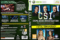 CSI - Crime Scene Investigation Fatal Conspiracy (Quest)