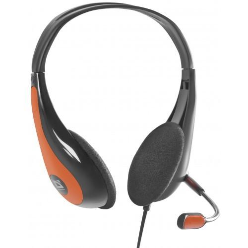 Наушники Defender Esprit HN-836 Black/Orange