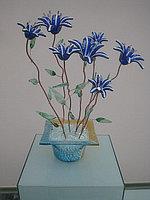 Стеклянная фантазия «Цветы луговые», фото 1