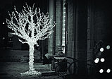 """Cветодиодное дерево """"Ива"""" светящееся дерево лед, дерево светодиодное, фото 6"""