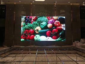 Лед экран P-5 indoor 3,2м*2,08м-6,66 кв.м  INDOOR (320мм *160мм), фото 2