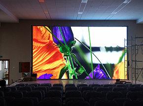 Лед экран P-5 indoor 3,2м*2,08м-6,66 кв.м  INDOOR (320мм *160мм), фото 3