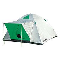Палатка двухслойная трехместная 210x210x130 см, PALISAD Camping