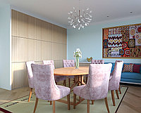 Дизайн квартиры в неоклассике