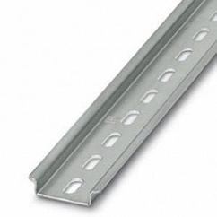 DIN-рейка перфорированная (20 см)