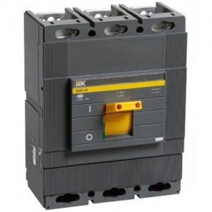 Автоматический выключатель ВА 88-40 (3ф) 630А 3 полюсный
