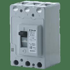 Автоматический выключатель ВА 57-35 -3400 Ф 100А