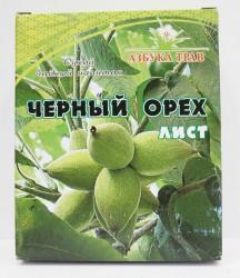 Черный орех лист, 30 г