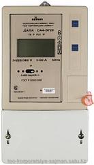Счетчик электроэнергии СА4-Э720 TX (5-60А) Дала (3ф) 3-х тариф.