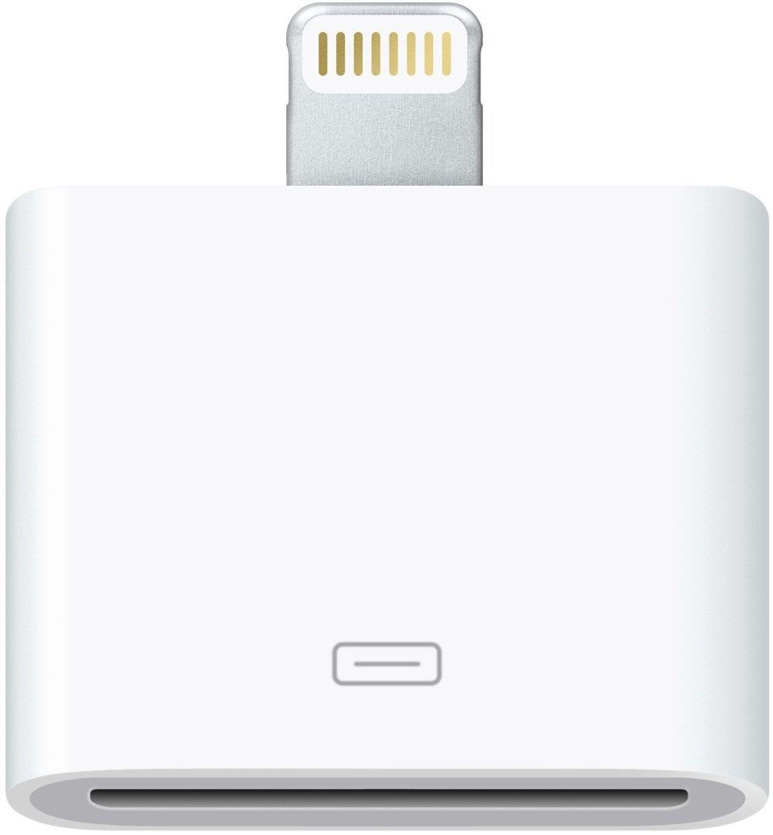Переходник Apple Lightning to 30-pin adapter
