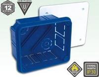 Установочная коробка для подштукатурного монтажа KSC 11-501 100*120*65