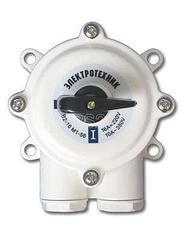 Пакетный выключатель ПВ2 (40А) в пластиковом корпусе IP56 220/380
