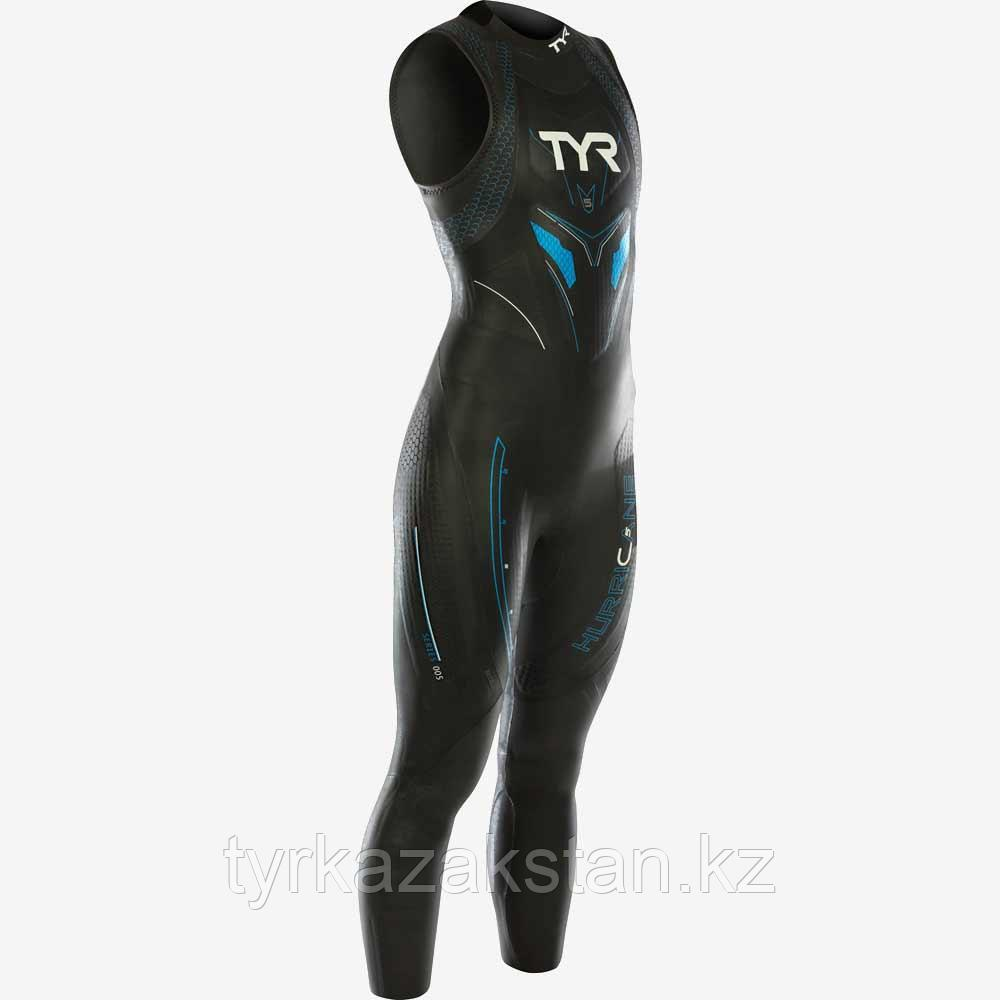 Гидрокостюм без рукавов TYR Women's Hurricane Wetsuit Cat5 Sleeveless