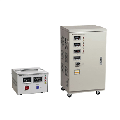 Механический стабилизатор напряжения СНИ 10 кВА (1ф)