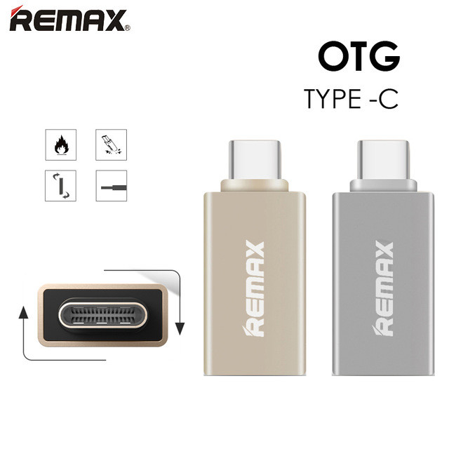 Кабель Remax Type-C OTG