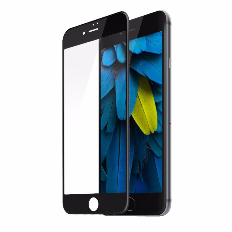 Защитное стекло 3D Baseus Apple iPhone 7 Plus SGAPIPH7P-TES0