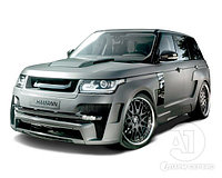 Обвес Hamann MYSTERE на Range Rover Vogue 2013 - 2014